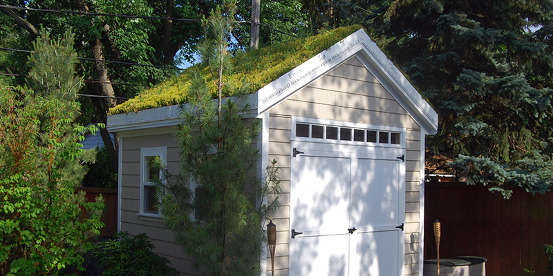Sloped Green Roofs Green Roof Solutions